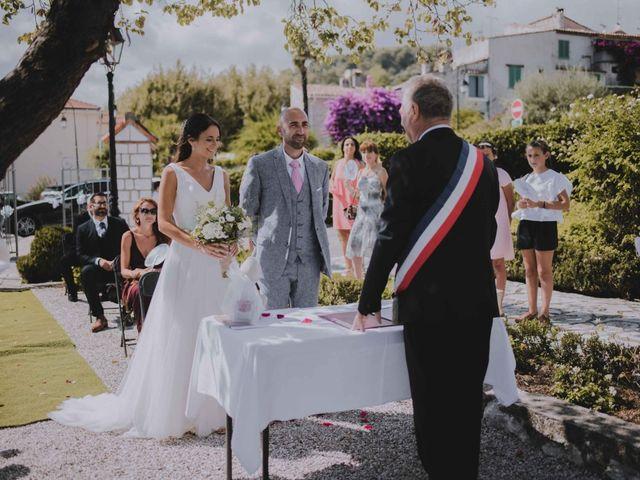 Le mariage de Julien et Émilie à La Colle-sur-Loup, Alpes-Maritimes 28