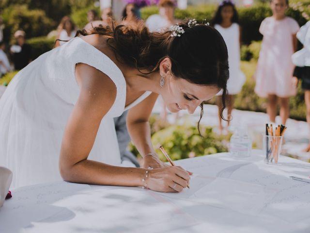 Le mariage de Julien et Émilie à La Colle-sur-Loup, Alpes-Maritimes 32