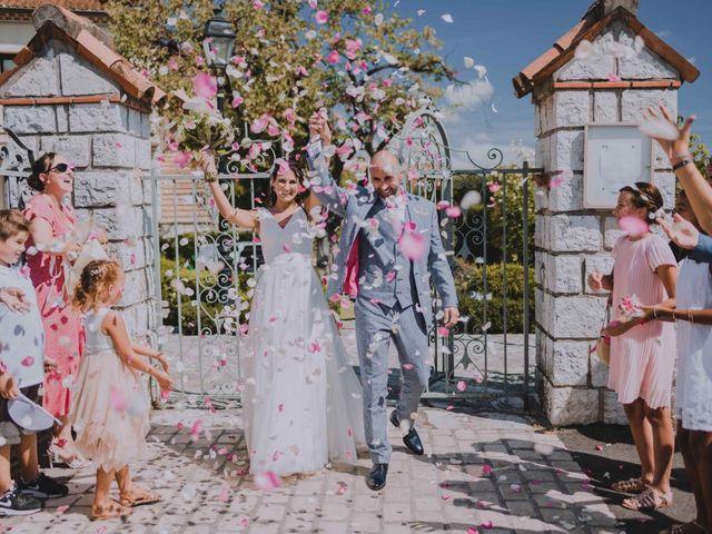 Le mariage de Julien et Émilie à La Colle-sur-Loup, Alpes-Maritimes 33