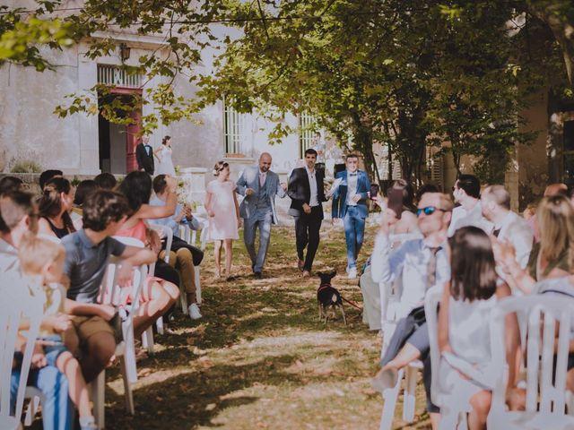 Le mariage de Julien et Émilie à La Colle-sur-Loup, Alpes-Maritimes 37