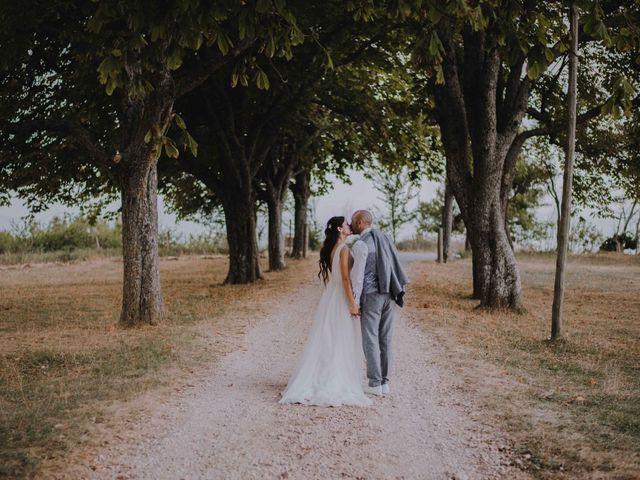 Le mariage de Julien et Émilie à La Colle-sur-Loup, Alpes-Maritimes 1