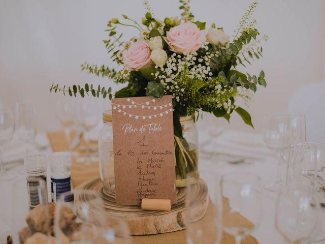 Le mariage de Julien et Émilie à La Colle-sur-Loup, Alpes-Maritimes 68