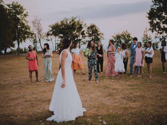 Le mariage de Julien et Émilie à La Colle-sur-Loup, Alpes-Maritimes 85