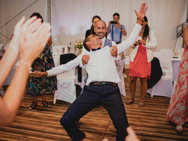 Le mariage de Julien et Émilie à La Colle-sur-Loup, Alpes-Maritimes 107