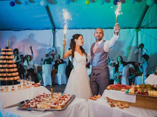 Le mariage de Julien et Émilie à La Colle-sur-Loup, Alpes-Maritimes 111