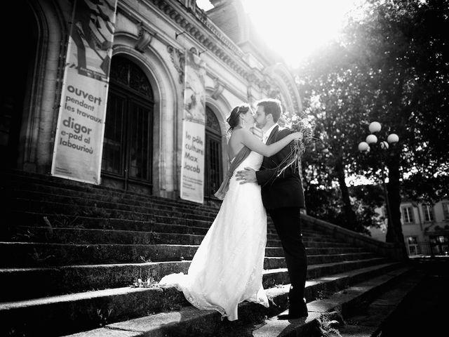 Le mariage de Elodie et Yannick