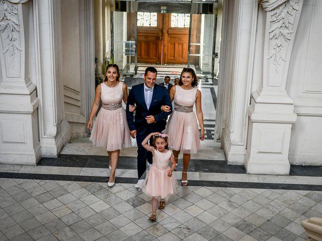 Le mariage de Christophe et Emilie à Poitiers, Vienne 39