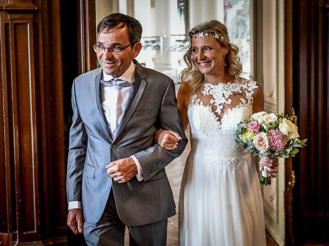 Le mariage de Christophe et Emilie à Poitiers, Vienne 41