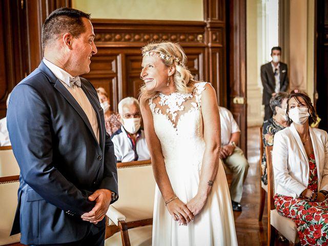 Le mariage de Christophe et Emilie à Poitiers, Vienne 45