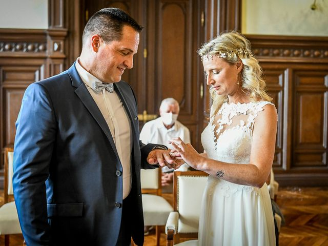 Le mariage de Christophe et Emilie à Poitiers, Vienne 48