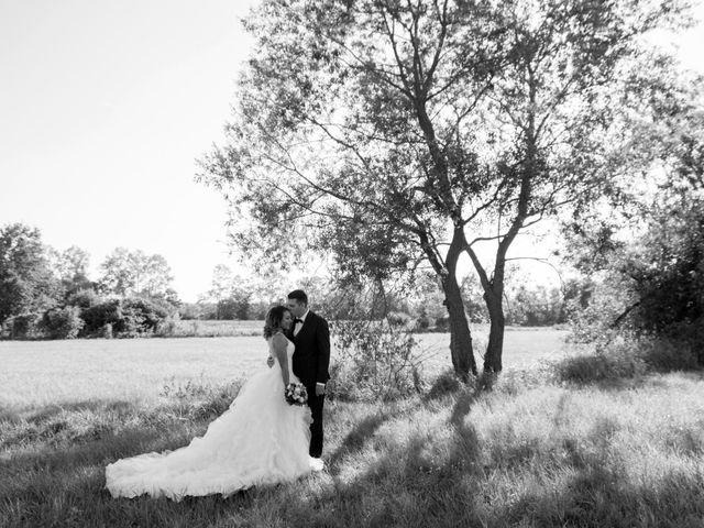 Le mariage de Julien et Véronique à Sélestat, Bas Rhin 2
