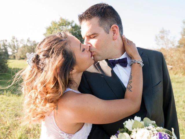 Le mariage de Julien et Véronique à Sélestat, Bas Rhin 7