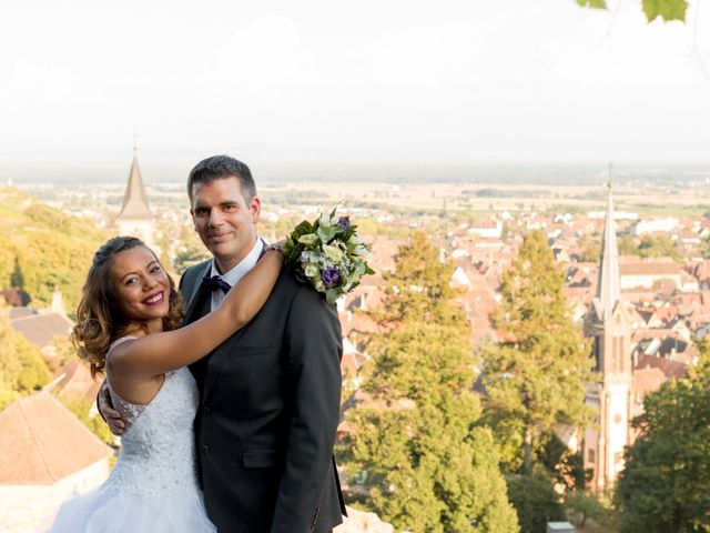 Le mariage de Julien et Véronique à Sélestat, Bas Rhin 10