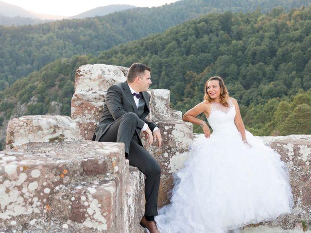 Le mariage de Julien et Véronique à Sélestat, Bas Rhin 17