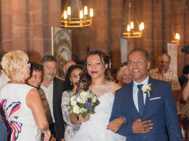 Le mariage de Julien et Véronique à Sélestat, Bas Rhin 22