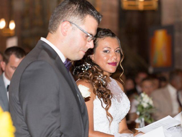 Le mariage de Julien et Véronique à Sélestat, Bas Rhin 23