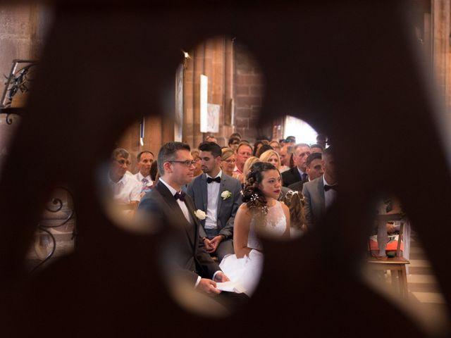 Le mariage de Julien et Véronique à Sélestat, Bas Rhin 25
