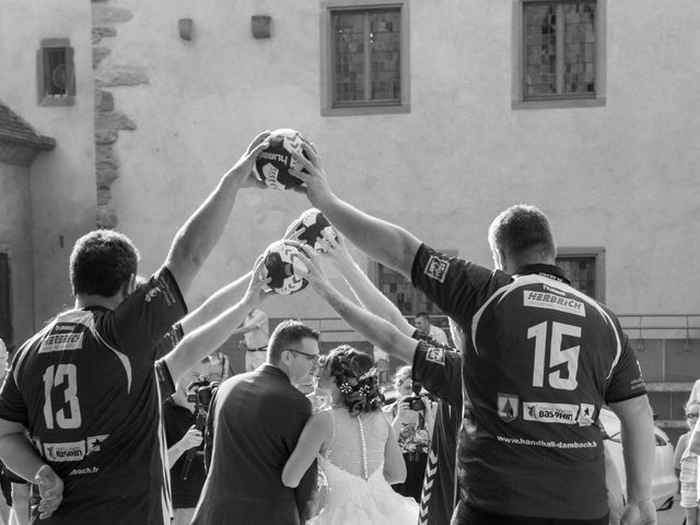 Le mariage de Julien et Véronique à Sélestat, Bas Rhin 28