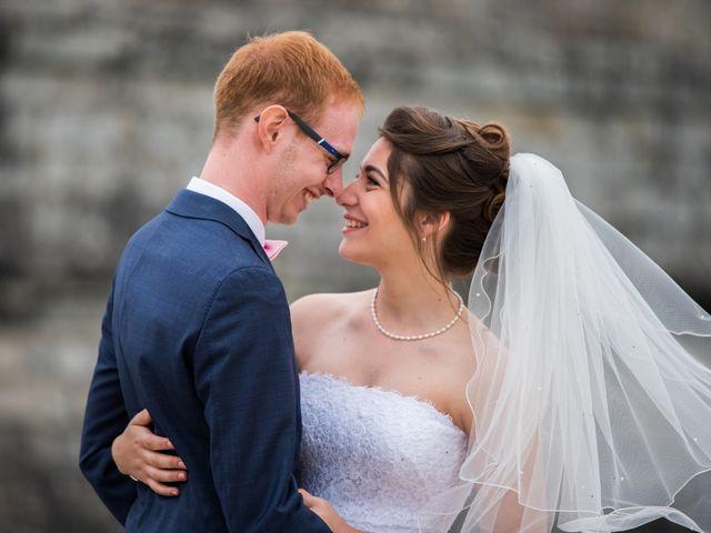 Le mariage de Marion et Etienne