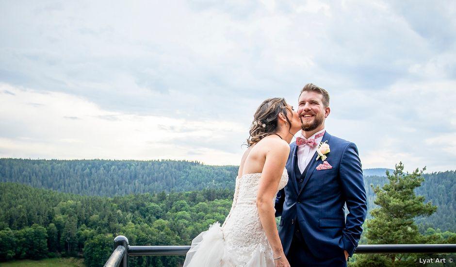 Le mariage de Stéphane et Mylène à Orbey, Haut Rhin