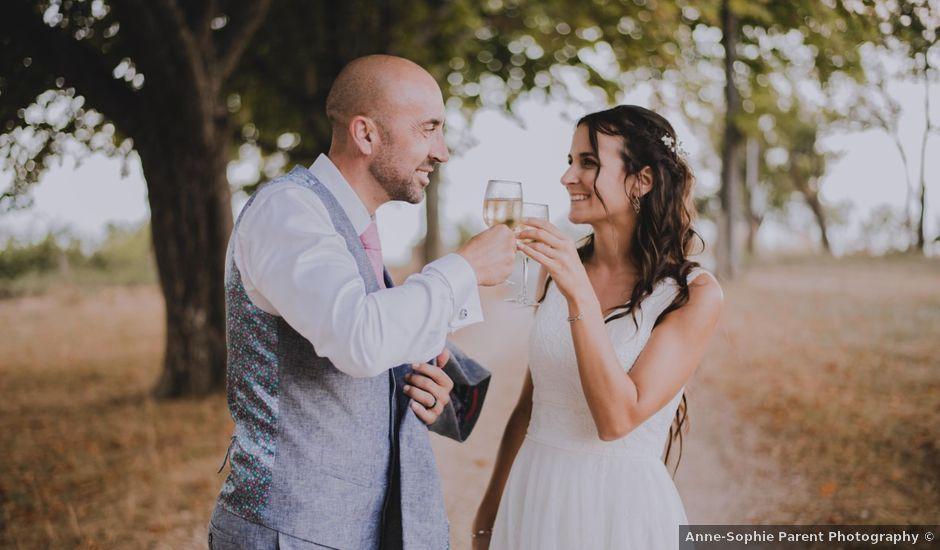 Le mariage de Julien et Émilie à La Colle-sur-Loup, Alpes-Maritimes