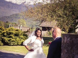 Le mariage de Cécile et Kevin 1