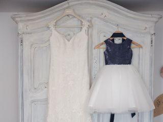 Le mariage de Floriane et Yann 1