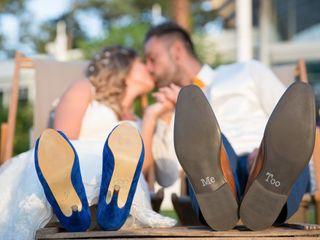 Le mariage de Floriane et Yann