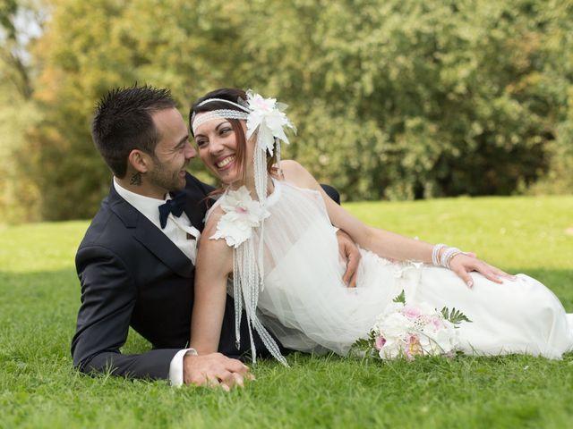 Le mariage de Jennifer et Ludovic