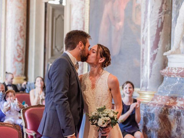 Le mariage de Elodie et William