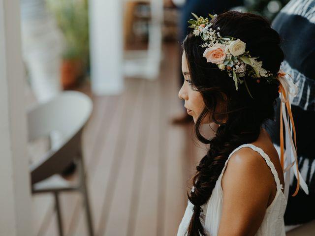 Le mariage de Davy et Julie à Saint-Gilles les Bains, La Réunion 16