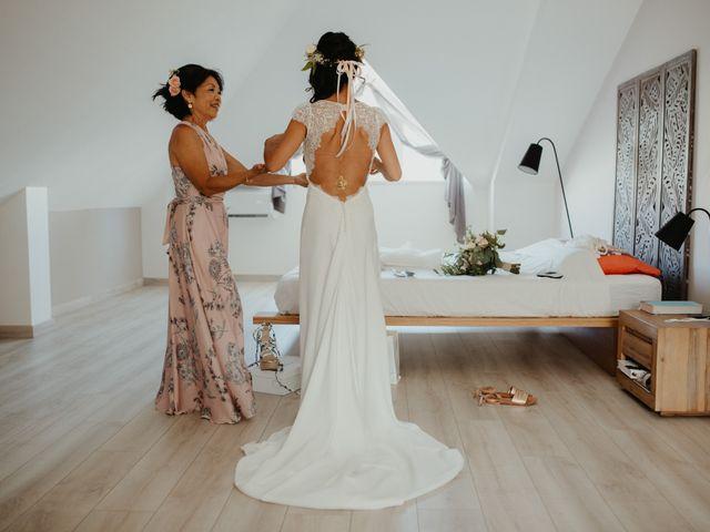 Le mariage de Davy et Julie à Saint-Gilles les Bains, La Réunion 17