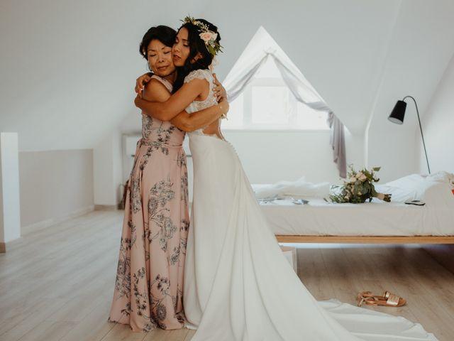 Le mariage de Davy et Julie à Saint-Gilles les Bains, La Réunion 18