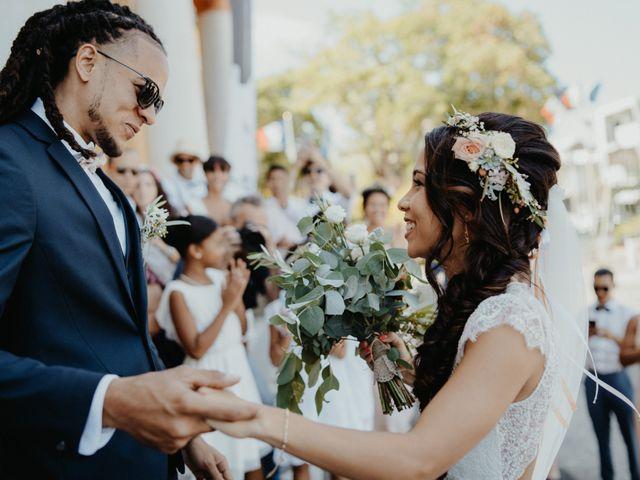 Le mariage de Davy et Julie à Saint-Gilles les Bains, La Réunion 33