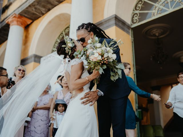 Le mariage de Davy et Julie à Saint-Gilles les Bains, La Réunion 34