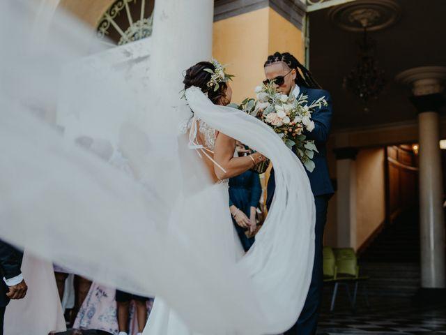 Le mariage de Davy et Julie à Saint-Gilles les Bains, La Réunion 35