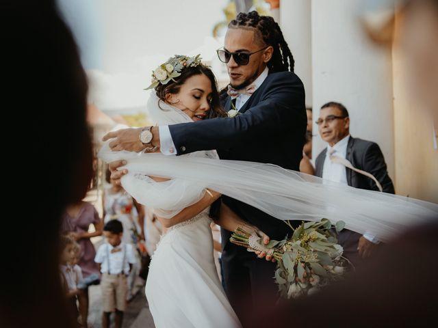 Le mariage de Davy et Julie à Saint-Gilles les Bains, La Réunion 36