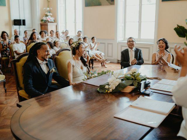 Le mariage de Davy et Julie à Saint-Gilles les Bains, La Réunion 40