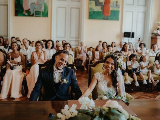 Le mariage de Davy et Julie à Saint-Gilles les Bains, La Réunion 41