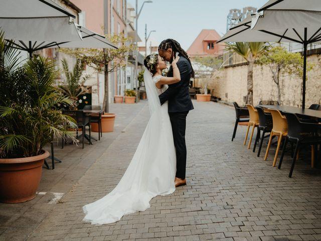 Le mariage de Davy et Julie à Saint-Gilles les Bains, La Réunion 45