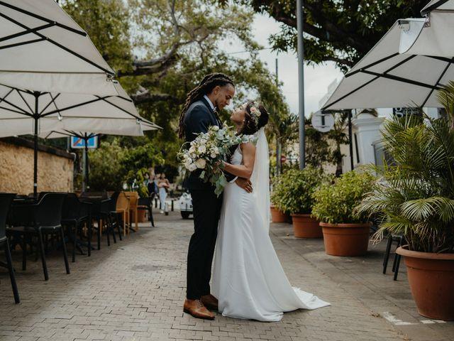 Le mariage de Davy et Julie à Saint-Gilles les Bains, La Réunion 47