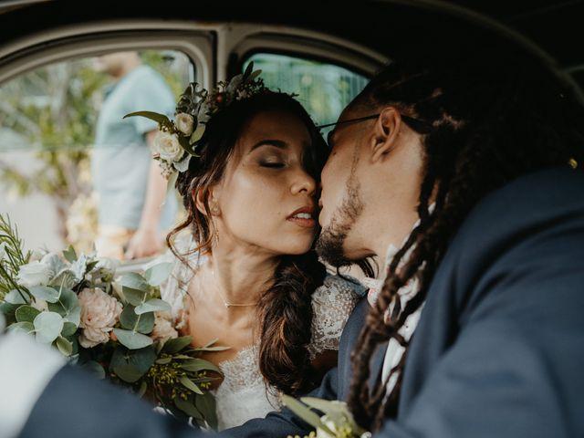 Le mariage de Davy et Julie à Saint-Gilles les Bains, La Réunion 55