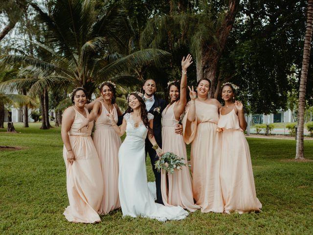 Le mariage de Davy et Julie à Saint-Gilles les Bains, La Réunion 59