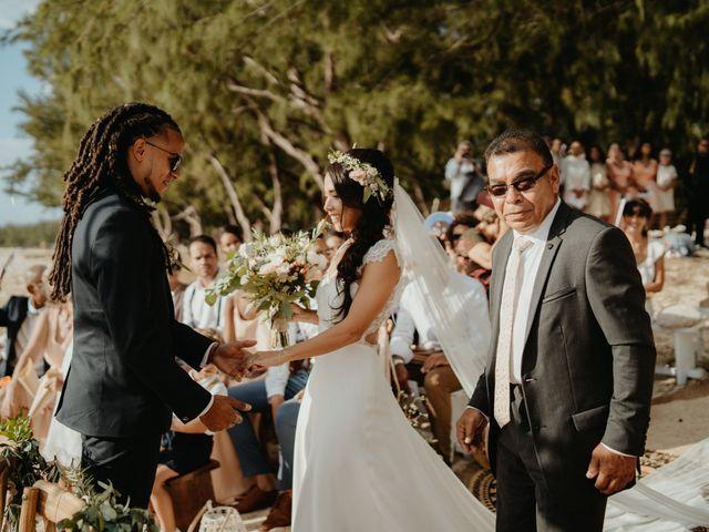 Le mariage de Davy et Julie à Saint-Gilles les Bains, La Réunion 63