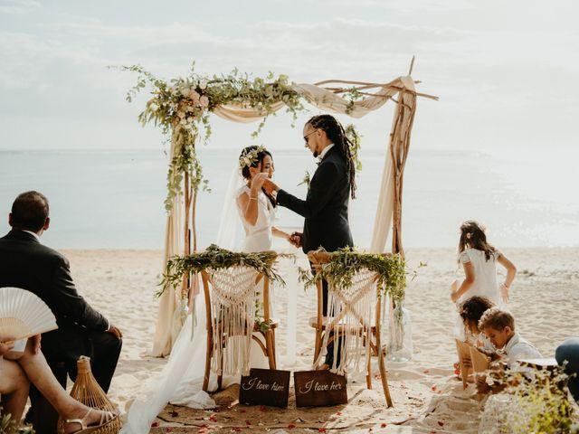 Le mariage de Davy et Julie à Saint-Gilles les Bains, La Réunion 64
