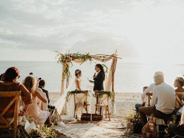 Le mariage de Davy et Julie à Saint-Gilles les Bains, La Réunion 65