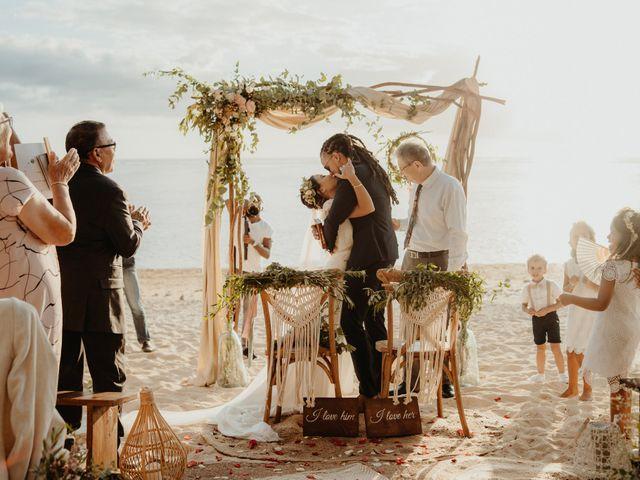 Le mariage de Davy et Julie à Saint-Gilles les Bains, La Réunion 66