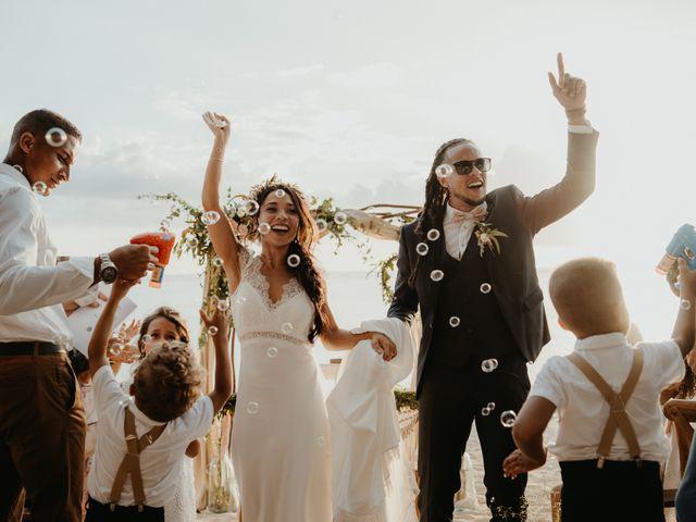 Le mariage de Davy et Julie à Saint-Gilles les Bains, La Réunion 67