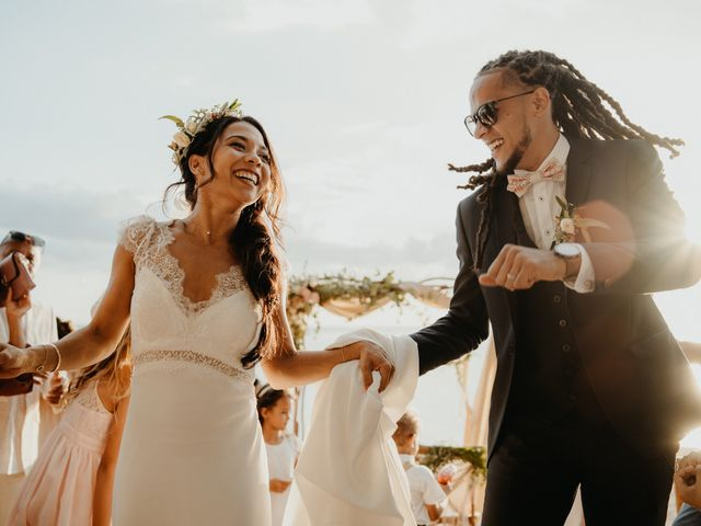 Le mariage de Davy et Julie à Saint-Gilles les Bains, La Réunion 68