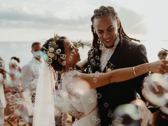 Le mariage de Davy et Julie à Saint-Gilles les Bains, La Réunion 69